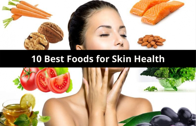 10 Best Foods for Skin Health